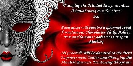 Virtual Masquerade Ball tickets