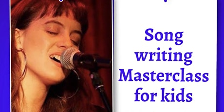 Song writing for kids tickets