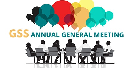 GSS Annual General Meeting 2020 tickets
