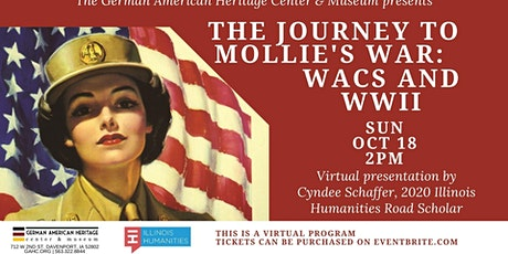 The Journey to Mollie's War: WACS and WWII tickets