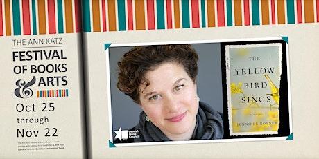 Virtual Ann Katz Festival: Jennifer Rosner tickets