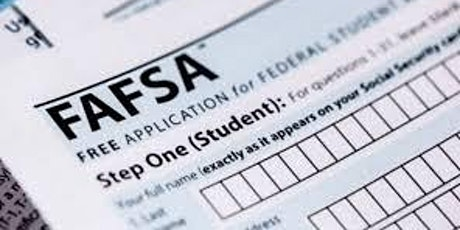 College Financial Aid:  Understanding and Filling Out the FAFSA tickets