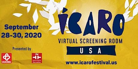 Icaro Virtual Screening Room - Festival Pass tickets