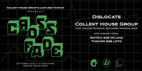 Collekt X Limitless Touring Present: Crossfade tickets