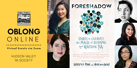 Hudson Valley YA Society Online Event: FORESHADOW