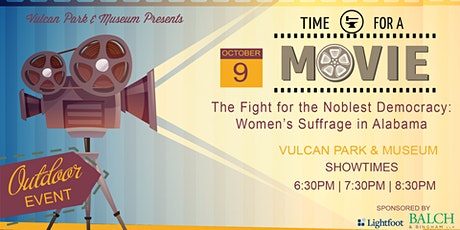 The Fight for the Noblest Democracy: Women Suffrage in Alabama tickets