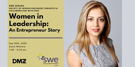 Women in Leadership: An Entrepreneur Story tickets