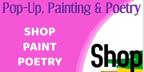 Popup, Painting & Poetry tickets