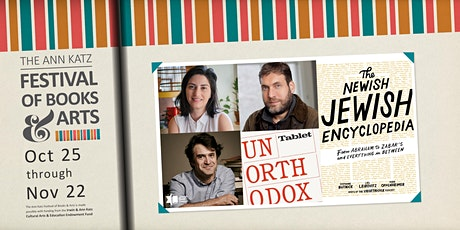 Virtual Ann Katz Festival: The Newish Jewish Encyclopedia tickets