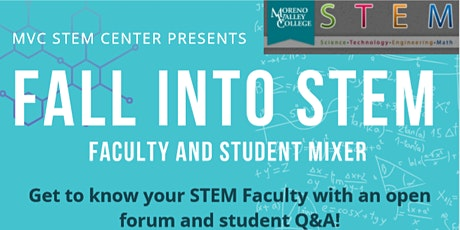 MVC Fall into STEM 2020 tickets