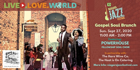 Gospel Soul Brunch with  Powerhouse Fellowship Soul Choir at Hare Wine Co. tickets