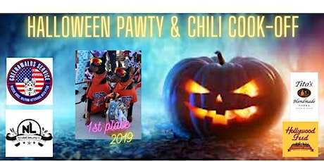 Halloween Pawty & Chili Cook-Off tickets