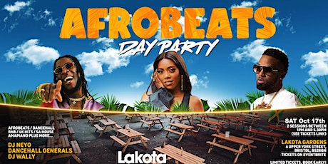 Afrobeats Day Party (Part 3) tickets