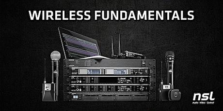 Wireless Fundamentals | Auckland tickets