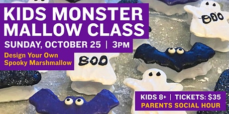 Kids Monster Mallow Class tickets