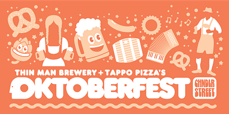 Oktoberfest II in Chandlerville // Thin Man Brewery + Tappo Pizza tickets