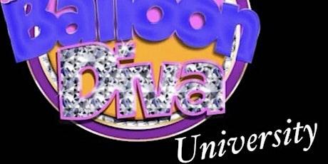 October Master Balloon Live Classes at Balloon Diva University (BDU7) tickets