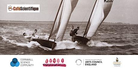 Virtual Café Sci | The Evolution of Sailing Dinghies | Reuben Thompson tickets