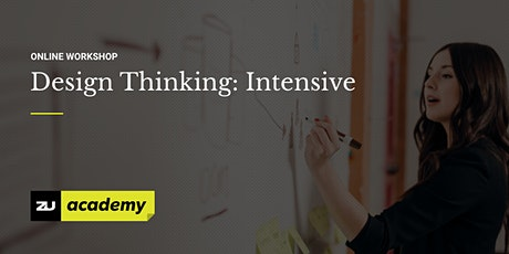 zu Design Thinking: Intensive Tickets