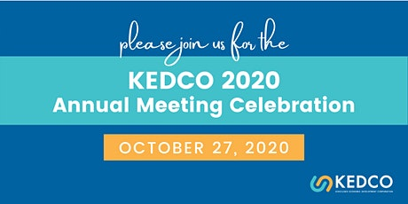 KEDCO Annual Meeting 2020 tickets