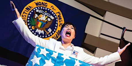 Kristina Wong for Public Office: Live from Her Home! tickets