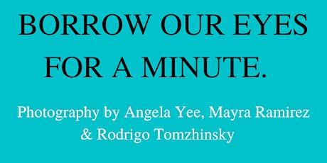 Artist Showcase with Angela Yee, Rodrigo Tomzhinsky, and Mayra Ramirez. tickets