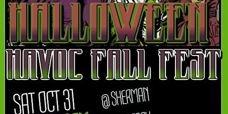 NYSoM Halloween Havoc 2020 tickets