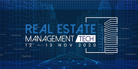 Real Estate Management Tech entradas