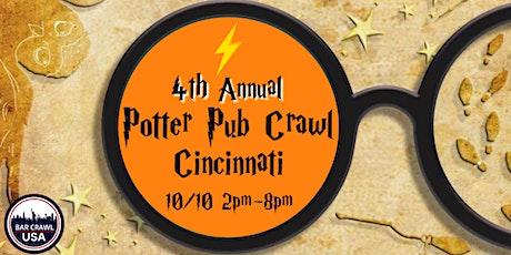 4th Annual Potter Pub Crawl: Cincinnati tickets