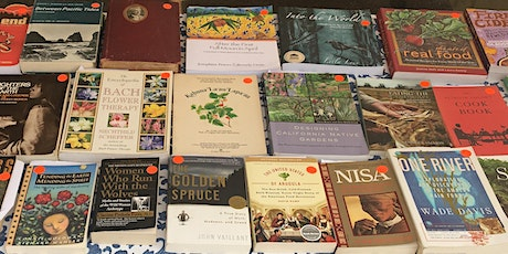 Ethnobotany Book Sale and Fundraiser tickets