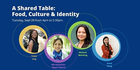 A Shared Table: Food, Culture & Identity tickets