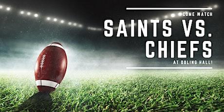 Saints vs. Chiefs (Game 1) tickets