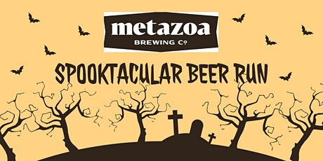 Beer Run - Metazoa SPOOKTACULAR | 2020 Indiana Brewery Running Series tickets