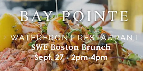 SWE Eats Meet: Quincy Brunch tickets