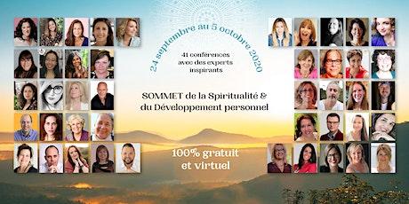Sommet de la Spiritualité et du Développement personnel billets