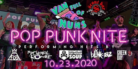 Pop Punk Night: Houston - by Van Full of Nuns tickets