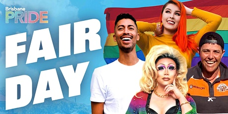 Brisbane Pride Fair Day 2020 tickets