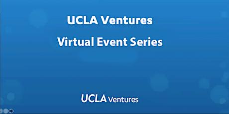 UCLA Ventures Virtual Event Series tickets
