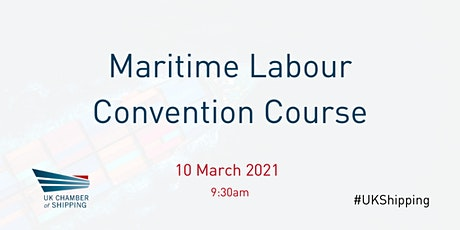 Maritime Labour Convention - Online Course tickets