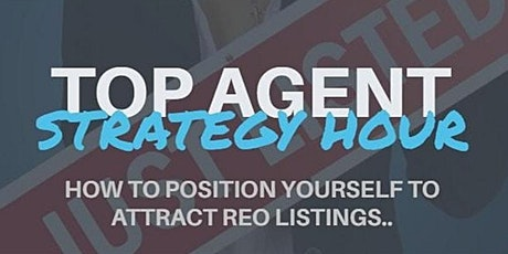 Zoom N Learn Position Yourself To Attract REO Listings! tickets