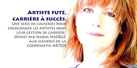 ATELIER ART[O] : ARTISTE FUTÉ...  LES ARTS ET LES AFFAIRES tickets