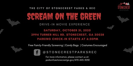Scream on the Green!  (Drive-In Movie Experience) tickets