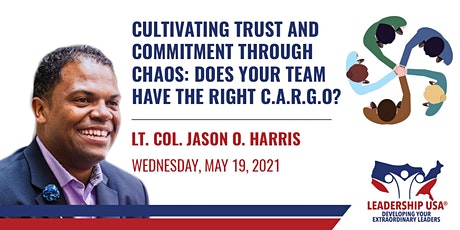 Cultivating Trust and Commitment Through Chaos tickets