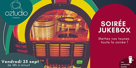 Soirée Jukebox @Oztudio tickets