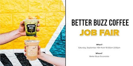 Better Buzz Coffee - Job Fair tickets