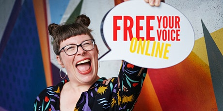 Free Your Voice Onlinekurs Tickets