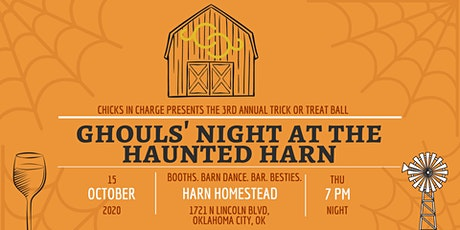 3rd Annual Trick or Treat Ball Costume Party tickets