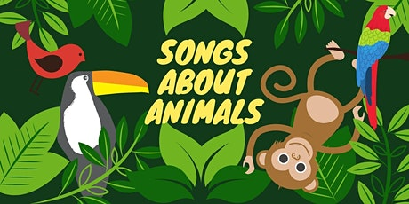 AGDA Songs about Animals Showcase 2020! tickets