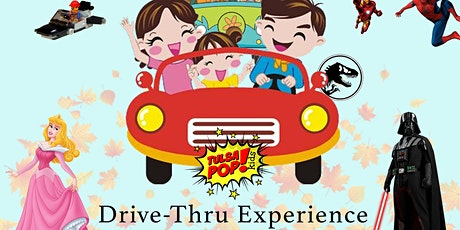 Tulsa Pop Kids - Drive Thru Experience Fall 2020 tickets