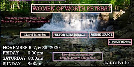 Women of Worth tickets